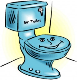 Children & Toilet Training: An Unusual Tip For Potty Problems Due to Fear