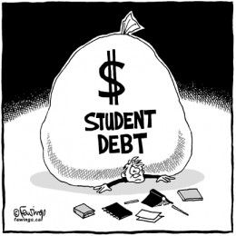 You don't want to fall into debt you can't afford to pay