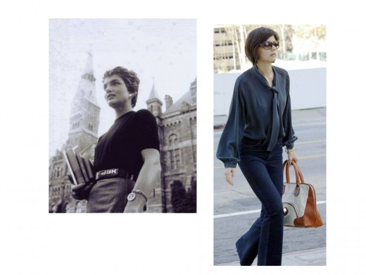 Jackie and Katie - Similar and Yet Distinctive Casual Comfort