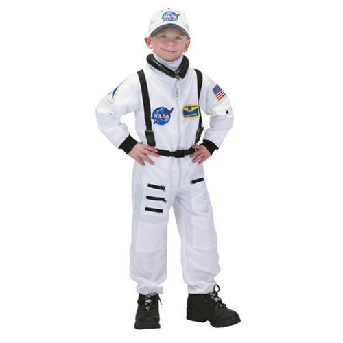 Kid's Spacesuit Costume
