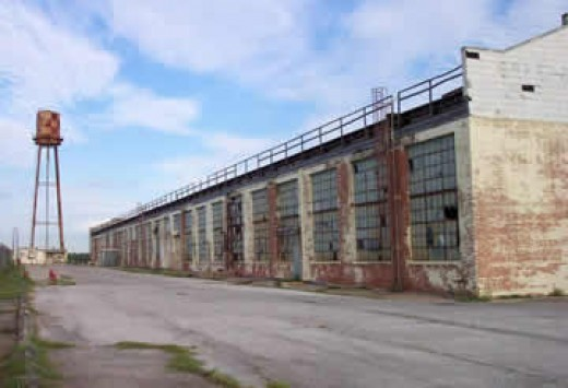 """Many factories have been closed and are now abandoned in the US, Canada and Europe. Does it look strangely familiar? It should! A similar thing happened in the """"dirty 30s""""."""