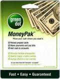 Greendot Money Pak