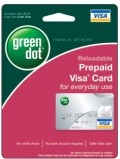 GreenDot Visa