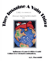 Ebook and paperback 'They Imagine A Vain Thing