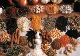 Sri Lanka grows a lot of spices