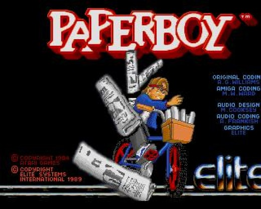 Paperboy still plays well today...