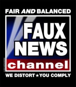 "Fox News ""Fair & Balanced"""