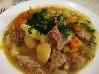 Traditional Irish Stew