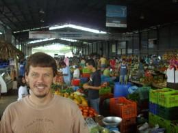 Fruit & Vegetable Market in San Isidro