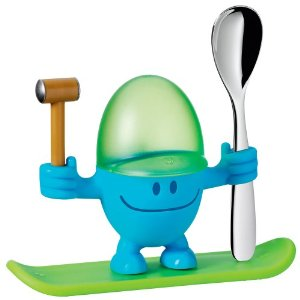 WMF Egg Cup - Cute and interesting.  Perfect gift for children.