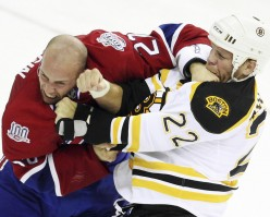 The Boston Bruins VS Montreal Canadiens Rivalry !