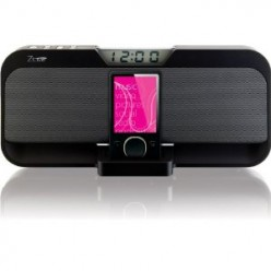Zlive Speaker System and Dock for the Zune