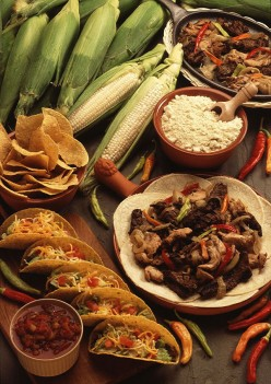 Mexican Food; The History and Preparation