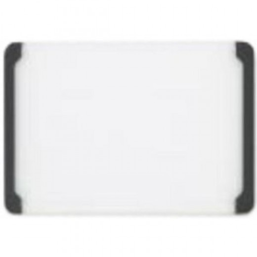 Oxo Good Grips 7-1/2-by10-1/2-Inch Cutting Board, Black
