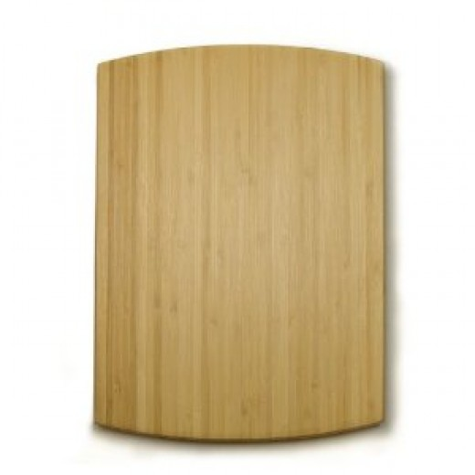 Architec The Gripper 10-by-14-Inch Bamboo Cutting Board