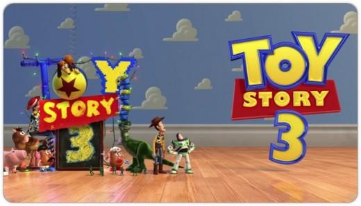 Disney Toy Story 3 Toys