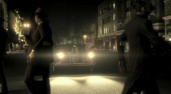 LA Noire features beautiful lighting and a one of a kind setting
