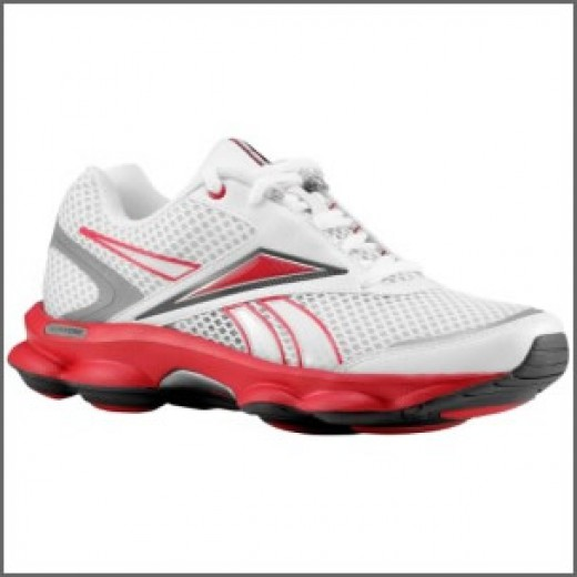 Reebok RunTone Shoes - Great looking trainers which increase muscle activity