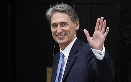 Phillip Hammond transport Secretary