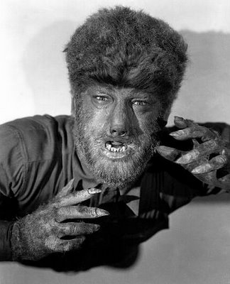 Classic Wolf Man with Lon Chaney, Jr.