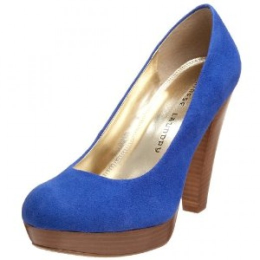 Royal Blue Shoes