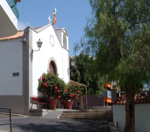 Alcala church