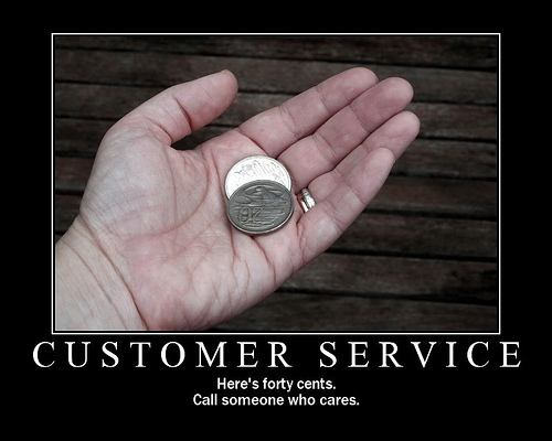 Where Did Customer Service Go?