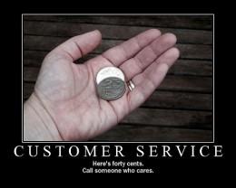 Where Did Customer Service Go?