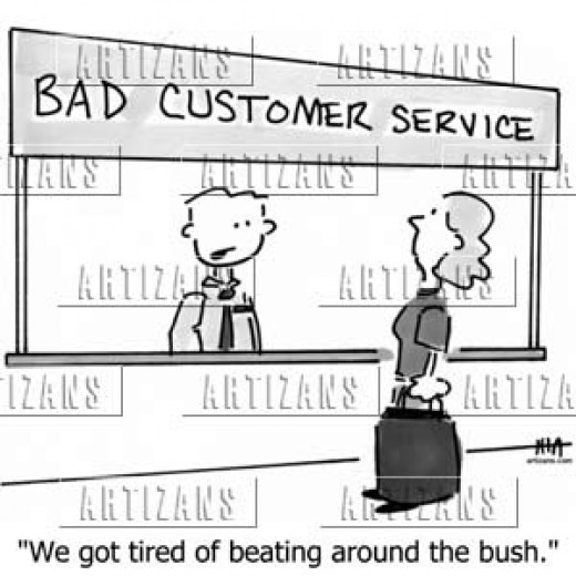 When Did Bad Service Become Acceptable?
