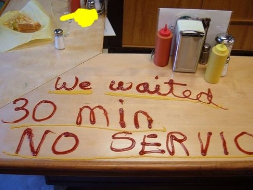 The Only Way To Stop Bad Customer Service Is To Point It Out