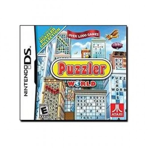 Puzzler World is easily one of the best Puzzle DSi Games!