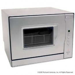 Portable Countertop Dishwasher with Digital Controls - EdgeStar