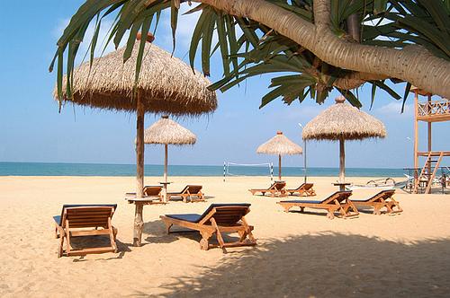Sri Lanka Mount Lavinia Beach