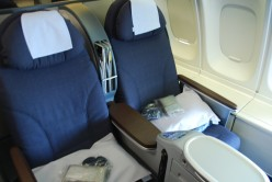 A Review of the New United Airlines Business Class Seats