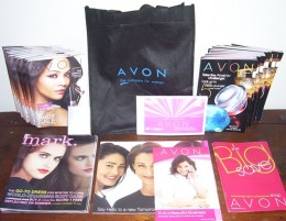 Avon basic start up kit