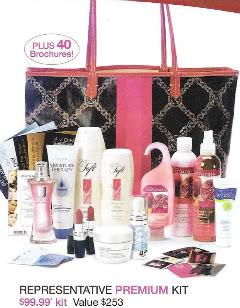 Avon premium starter kit
