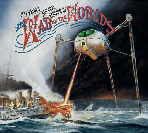 """The haunting hit """"Forever Autumn"""" was produced for Jeff Wayne's """"War of the Worlds"""" album"""