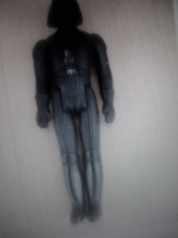 Photo C -Darth Vadar