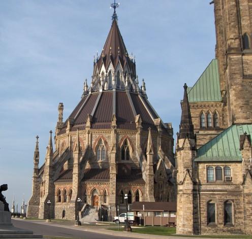Ottawa Parliament Hill