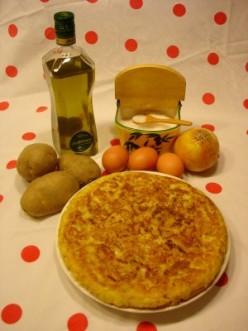 Spanish Omelette or