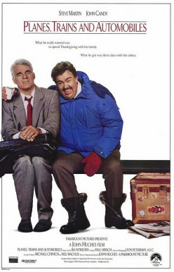 Planes, Trains and Automobiles-review