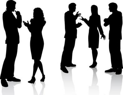 Old-school 'networking'