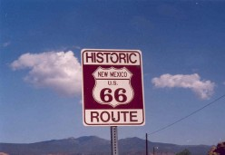 Restaurants Along Route 66