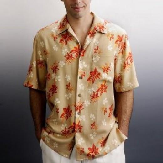 Floral Dress Shirts