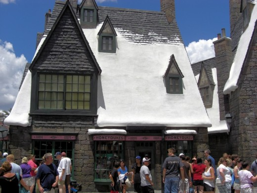 The wizarding world of harry potter pictures