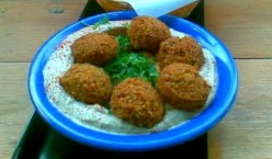Falafel in Middle Eastern Cuisine