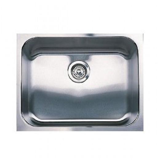 Blanco 501-304 Spex Plus Single Bowl Undermount Kitchen Sink, Satin Finish