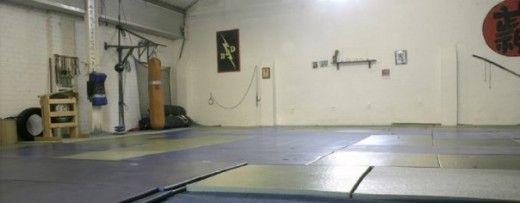 Tenchi Martial Arts centre dojo