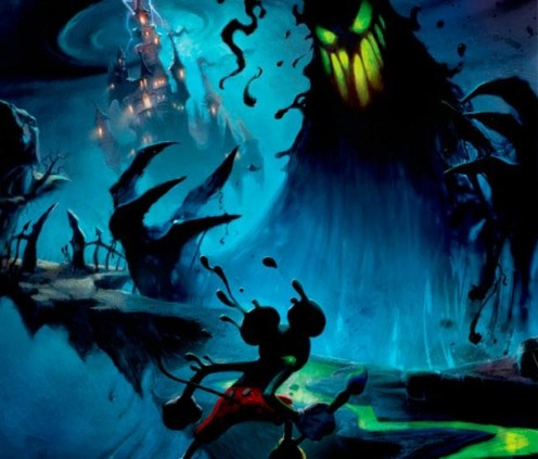 Epic Mickey For The Wii