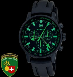 Buy A Wenger Swiss Raid Army Commando Watch Online: The World's Toughest Watches